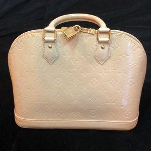 Louis Vuitton Alma PM Tote. Very good condition.
